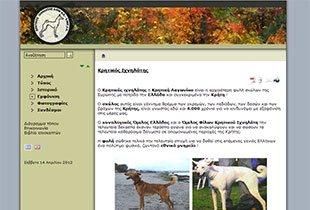 Κρητικός ιχνηλάτης η Κρητική Λαγωνίκα η αρχαιότερη φυλή σκύλων της Ευρώπης